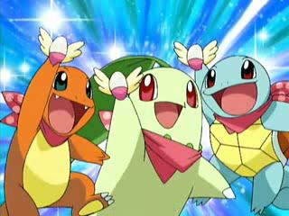 פוקימון צינוק מסתורי: צוות שאפתנים מחוץ לשער / Pokémon Mystery Dungeon: Team Go Getters Out of the Gate