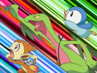 פוקימון צינוק מסתורי: חוקרי השמיים / Pokémon Mystery Dungeon: Explorers of Sky