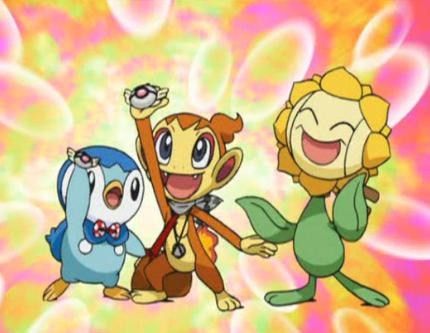 פוקימון צינוק מסתורי: חוקרי הזמן והחשכה / Pokémon Mystery Dungeon: Explorers of Time & Darkness