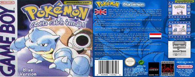 פוקימון כחול להורדה / Pokemon Blue Download