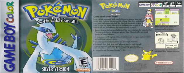 פוקימון כסף להורדה / Pokemon Silver Download