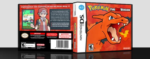 פוקימון אדום אש להורדה / Pokemon FireRed Download