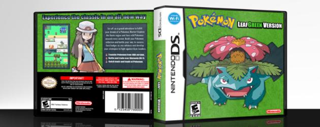 פוקימון ירוק עלה להורדה / Pokemon LeafGreen Download